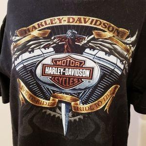 Harley-Davidon | Harley New Orleans Graphic Tee  M